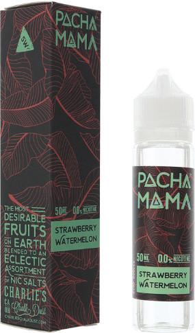 Pacha Mama Strawberry Watermelon 50ml 0mg