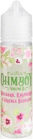 Ohm Boy Vol II Rhubarb, Raspberry & Orange Blossom 50ml 0mg