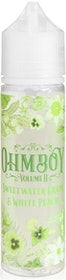 Ohm Boy Vol II Sweetwater Grape & White Peach 50ml 0mg