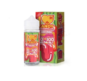 I Love Candy Watermelon by Mad Hatter Juice 100ml 0mg