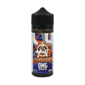 Anarchist Blueberry Cinnamon 100ml 0mg