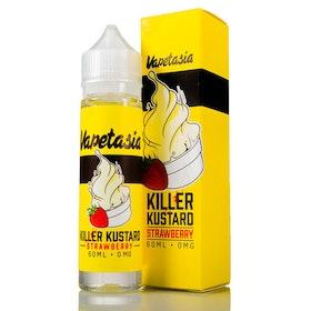 Killer Kustard Strawberry 50ml 0mg