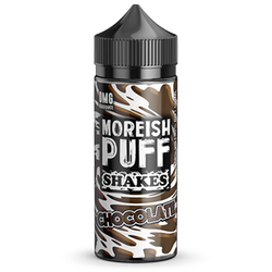 Moreish Puff Chocolate Shake 100ml 0mg