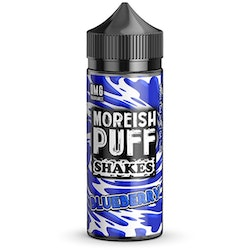 Moreish Puff Blueberry Shakes 100ml 0mg