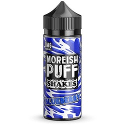 Moreish Puff Blueberry Shakes 100ml 0mg