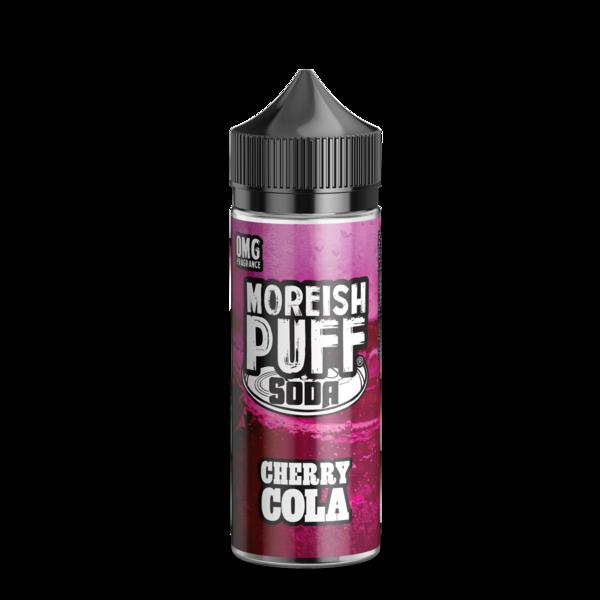 Moreish puff Soda Cherry Cola 100ml 0MG