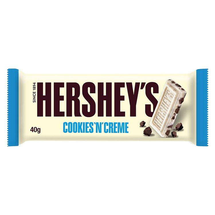 Hershey´s cookies `n`Creme