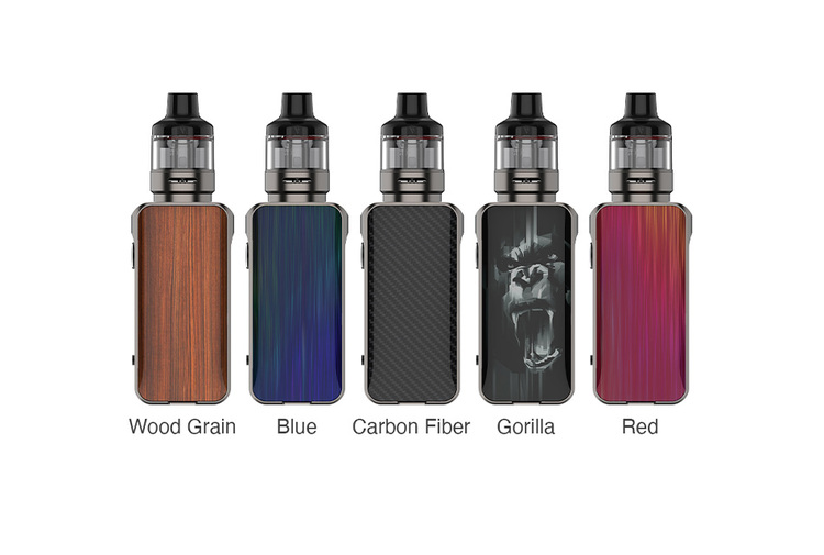 Vaporesso LUXE 80S kit.