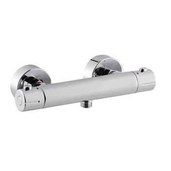 FERDIG SKIFTET Dusjbatteri termostat a-collection Azur