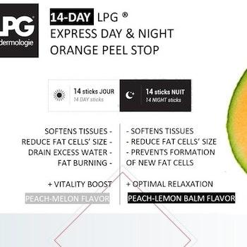 14-day Express Day & Night Orange Peel Stop