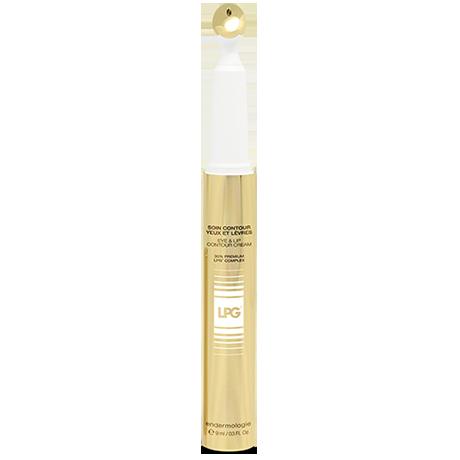 Ansikte GOLD Eye & Lip Contour Cream, 9 ml