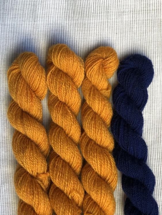 Milla Öland Sport Minis - Tangerine 20 g