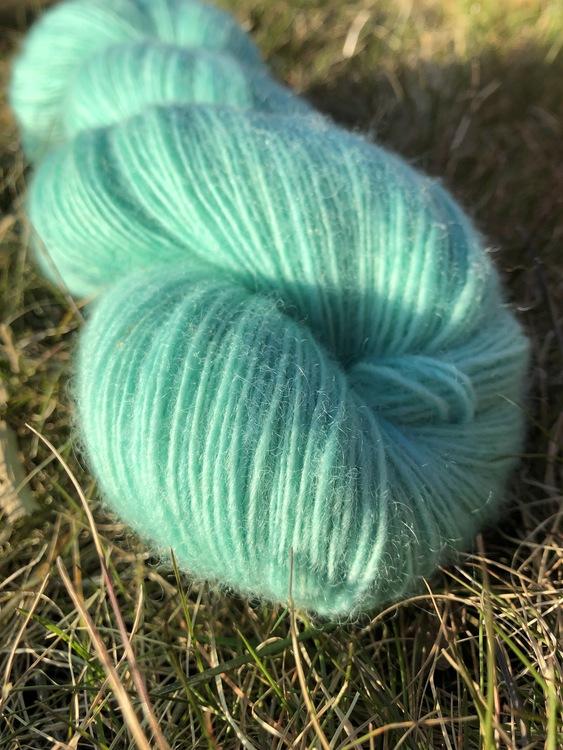 Milla Stenkyrka Singles - Emerald Green 100 g