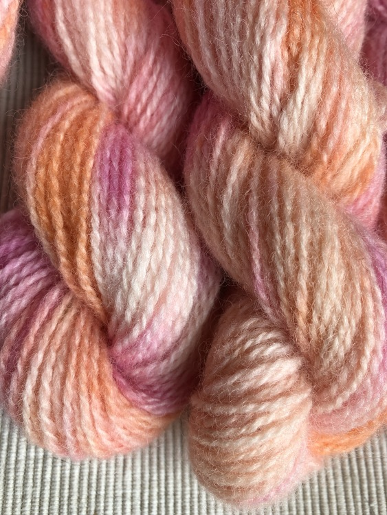 Milla Rauma Finull Minis - Pink Elephant 25 g
