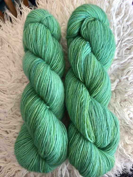 Milla Stenkyrka Singles - Green Fields 100 g