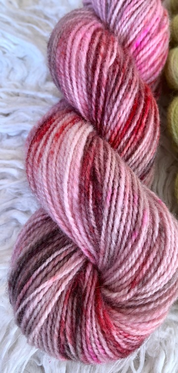 Milla Rauma Gammelserie - Dirty Pink 50 g