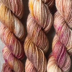 Milla Rauma Finull Minis - Dusty Rose 25 g