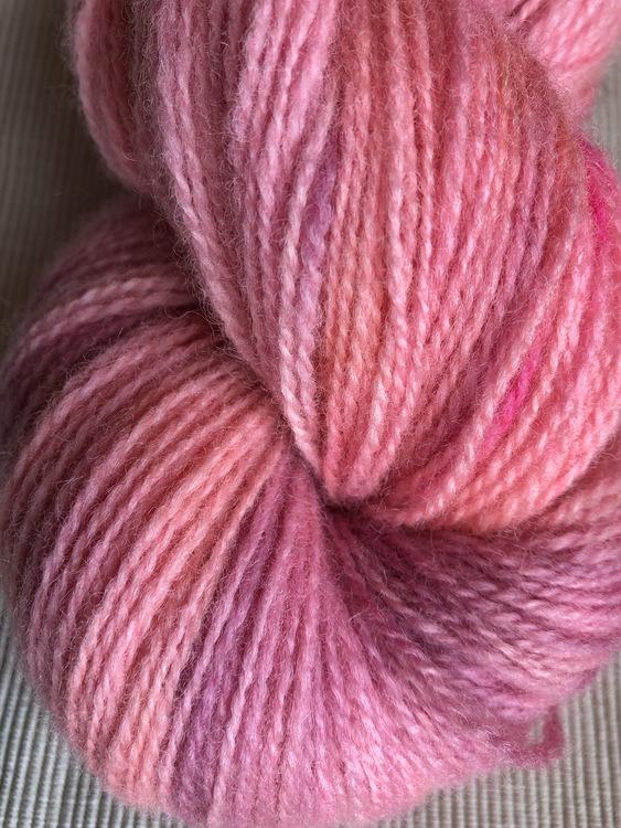 Milla Rauma Finull - Pink Elephant 100 g