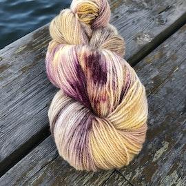 Milla Rauma Lammull - Rose Wood 100 g