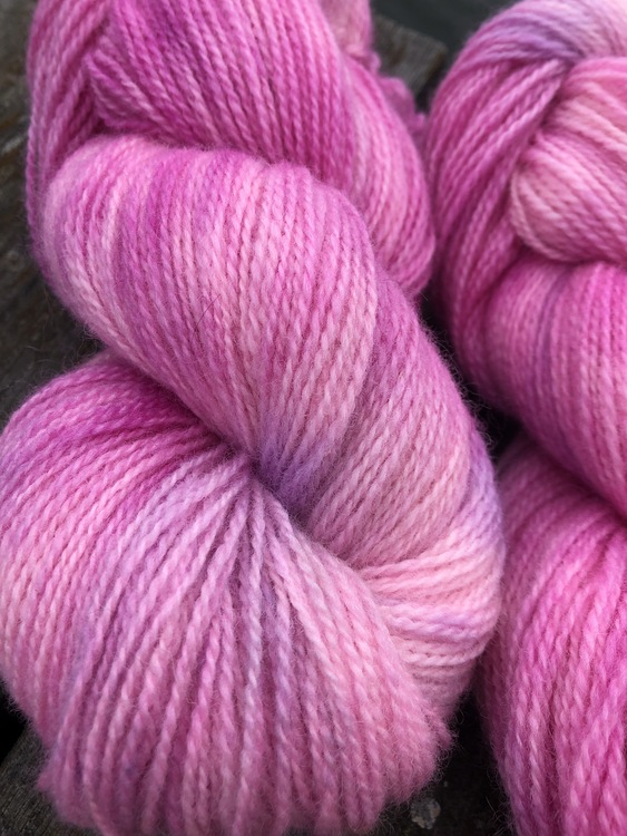 Milla Rauma Finull - Pink  Explosion 100 g