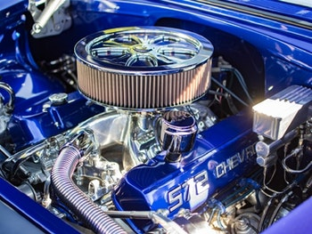 Chevrolet 572 motor