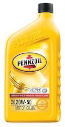 Pennzoil , 20-50, mineralolja