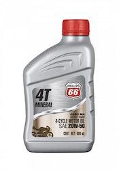66 Phillips, 20-50 mineralolja, 1 liter