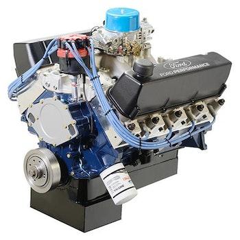 Ford 572 på 655 hk