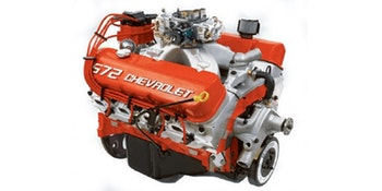 Chevrolet 572 , 720 hk,