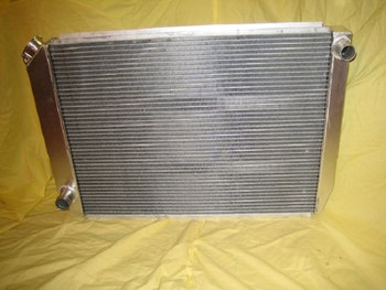 Ron Davis aluminiumkylare, 31-19-3 Chevrolet