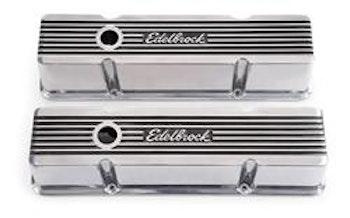 EDL-4263, Ventilkåpor, Chevrolet SB