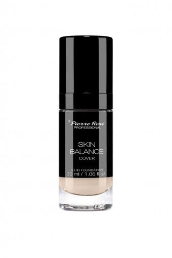Pierre René Foundation Skin Balance 22 Light Beige