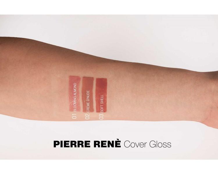 Pierre René Cover Gloss 02 Crème d´nude