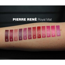 Pierre René Royal Mat Lipstick 30 Sweet Almond