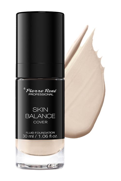Pierre René Foundation Skin Balance 20 Clear Light