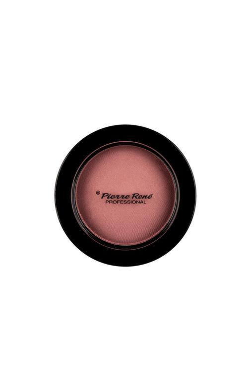 Pierre René Powder Blush 02 Pink Fog