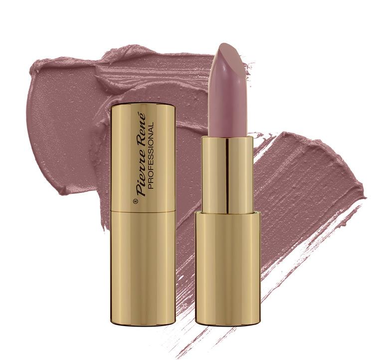 Pierre René Royal Mat Lipstick 33 Alluring Heather