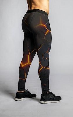 Legging Lava - homme