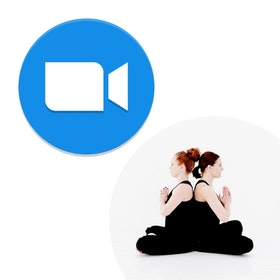 ONLINE YINYOGA BY RED 1 GÅNG 17/10 10.00-11.00
