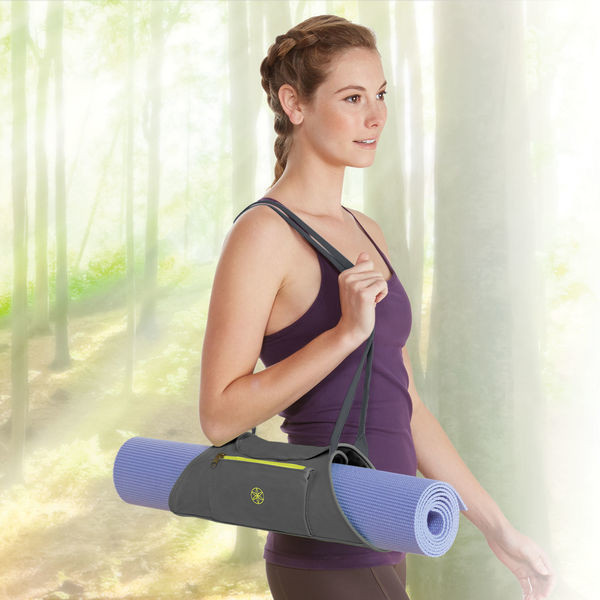 Yogamattväska On-The-Go Citron Storm från Gaiam