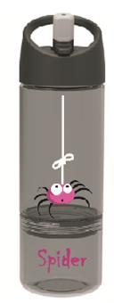 Barnvattenflaska 2-1 Spider
