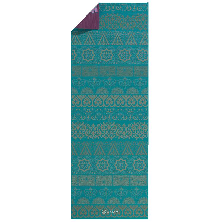 Yogamatta Kiku 6 mm vändbar från Gaiam