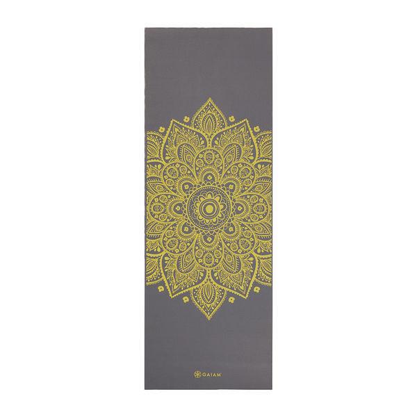 Yogamatta Citron Sundial 6 mm från Gaiam