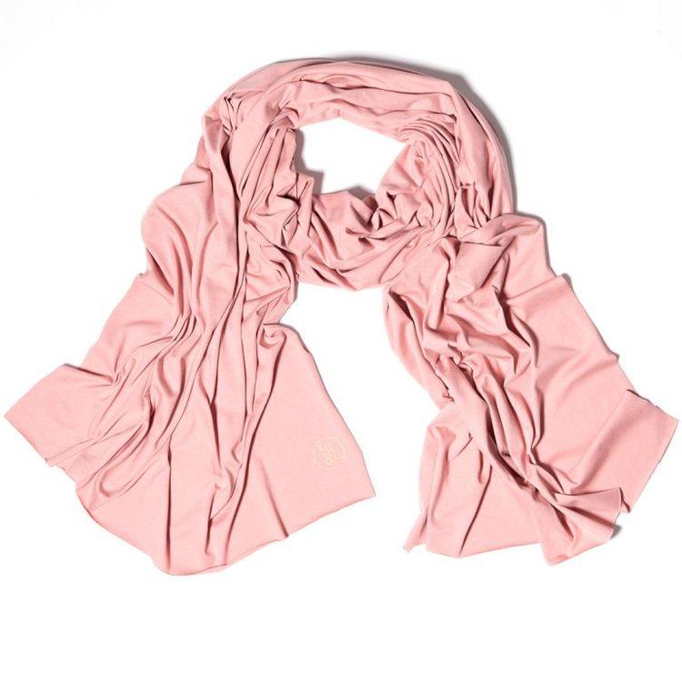 Sjal rosa från WMY