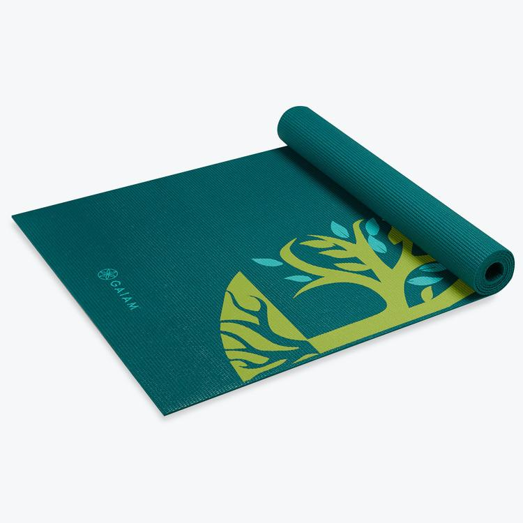 Yogamatta Root To Rise 4 mm från Gaiam