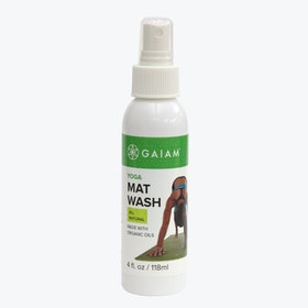 Yoga Mat Wash från Gaiam