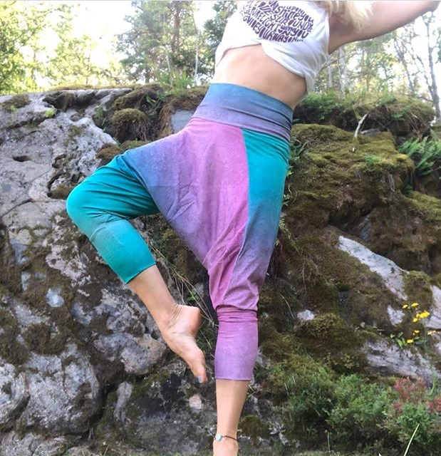 Yinspirepants Mermaid från Yogime