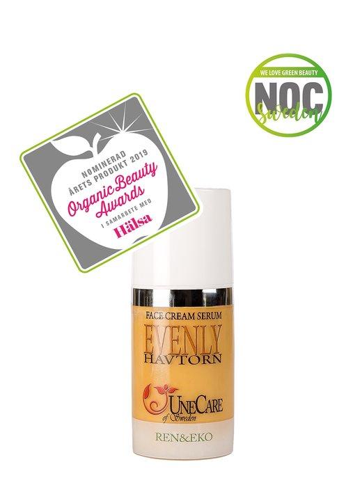 Evenly Face Cream Serum från Unecare