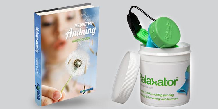 Paket Medveten andning/relaxator