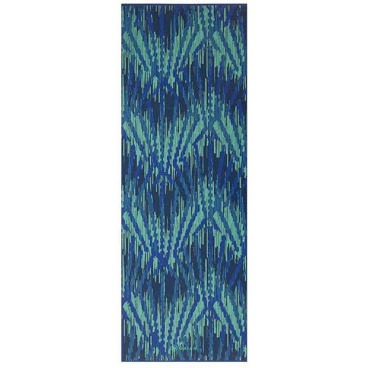 Yogamatta Divine Impressions 6 mm vändbar från Gaiam